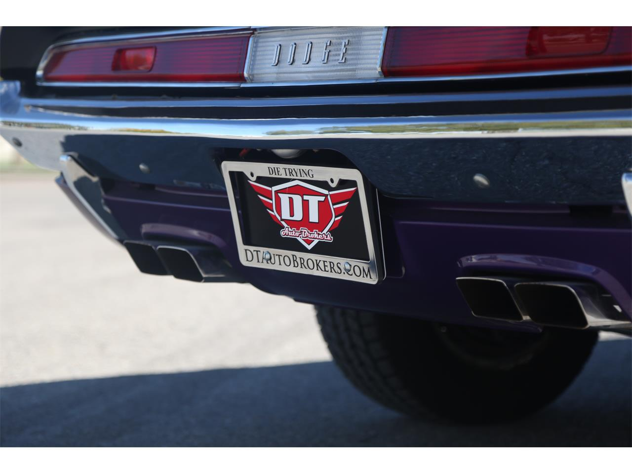 Large Picture of Classic 1970 Dodge Challenger - $89,000.00 Offered by DT Auto Brokers - M9RV