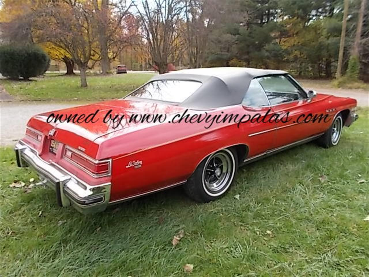 Large Picture of '75 Buick LeSabre Offered by ChevyImpalas.Com - M9RW
