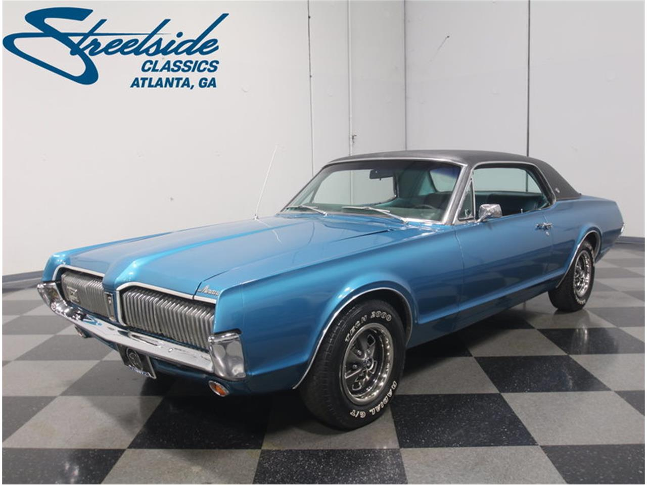 Large Picture of Classic 1967 Mercury Cougar located in Lithia Springs Georgia Offered by Streetside Classics - Atlanta - M9SJ