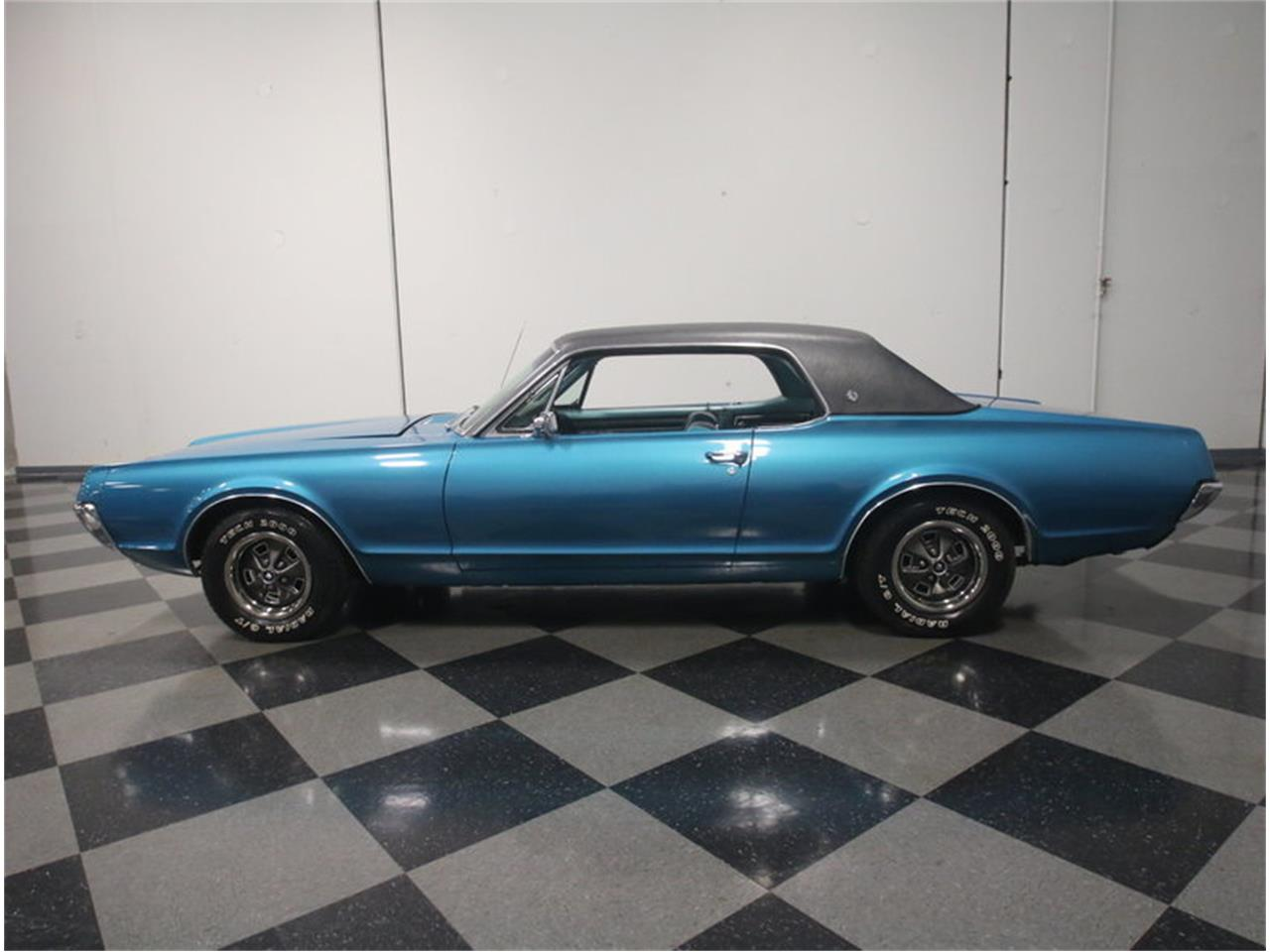 Large Picture of 1967 Mercury Cougar located in Lithia Springs Georgia - $15,995.00 Offered by Streetside Classics - Atlanta - M9SJ