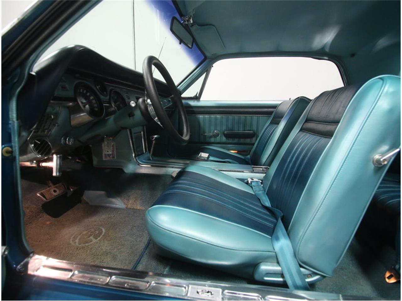 Large Picture of Classic 1967 Cougar located in Lithia Springs Georgia Offered by Streetside Classics - Atlanta - M9SJ