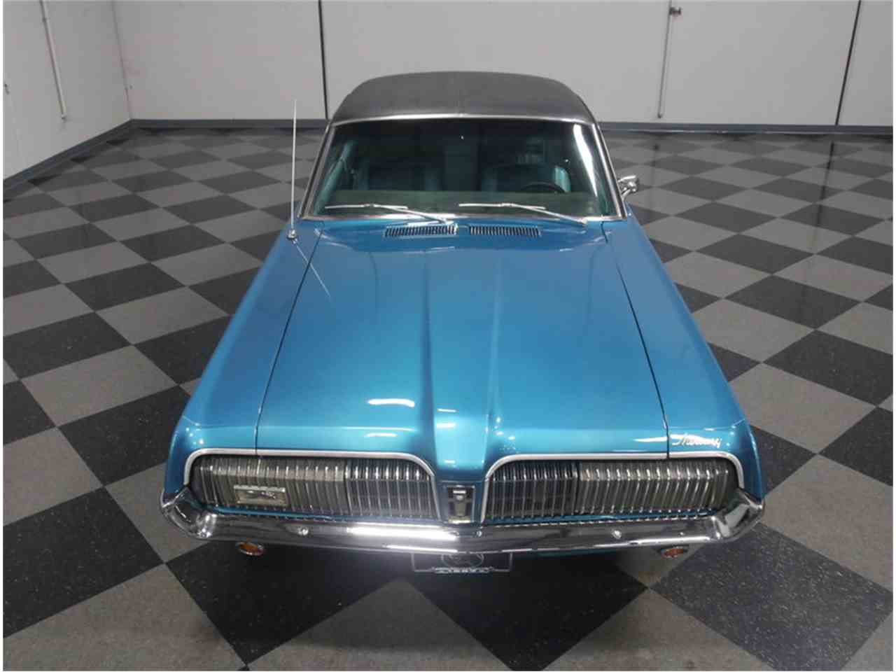 Large Picture of Classic '67 Mercury Cougar located in Lithia Springs Georgia Offered by Streetside Classics - Atlanta - M9SJ