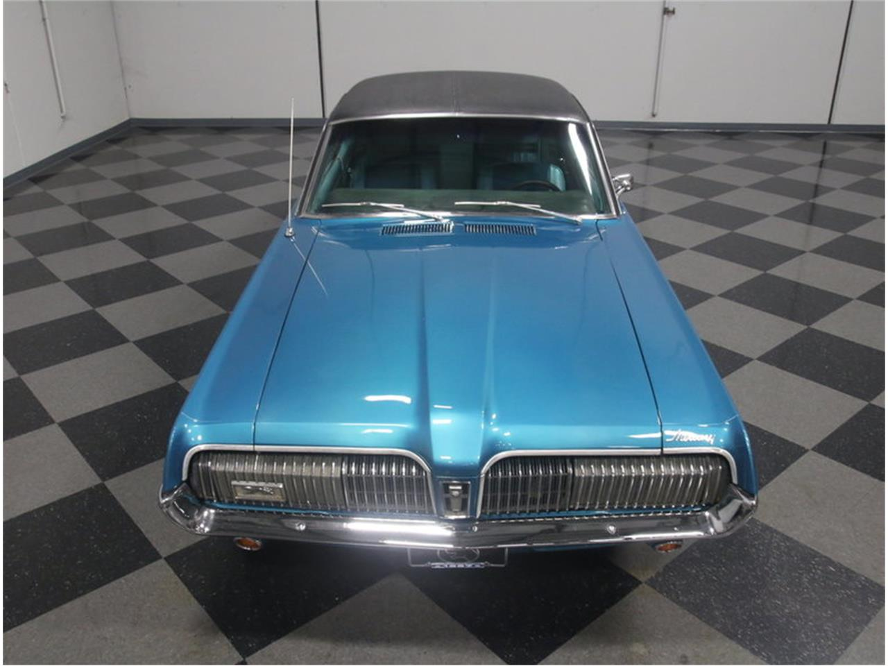Large Picture of 1967 Mercury Cougar located in Lithia Springs Georgia Offered by Streetside Classics - Atlanta - M9SJ