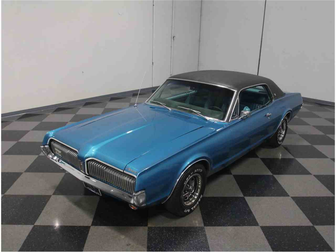 Large Picture of 1967 Cougar located in Georgia - M9SJ
