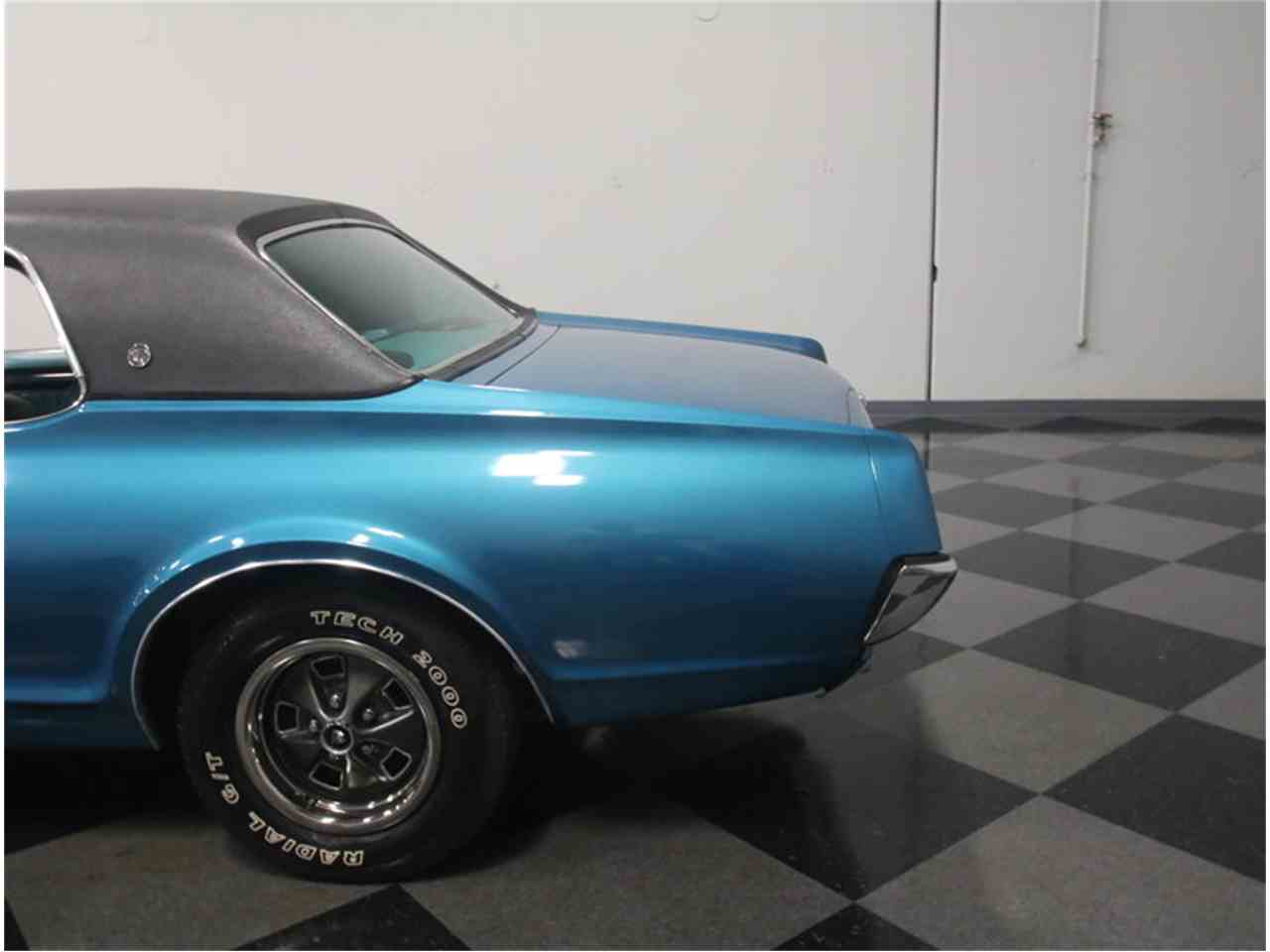 Large Picture of '67 Mercury Cougar Offered by Streetside Classics - Atlanta - M9SJ