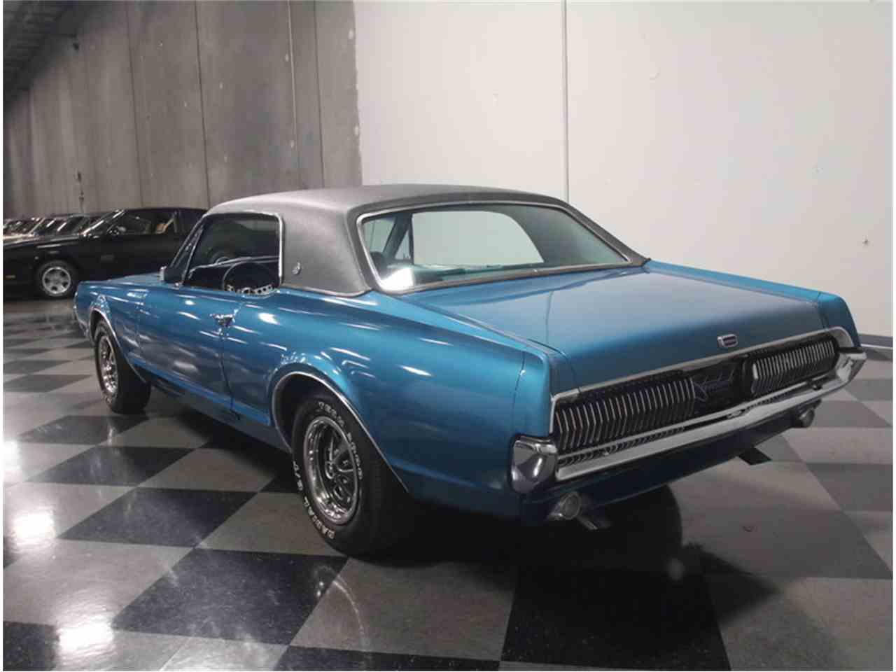 Large Picture of '67 Cougar located in Lithia Springs Georgia - $15,995.00 Offered by Streetside Classics - Atlanta - M9SJ