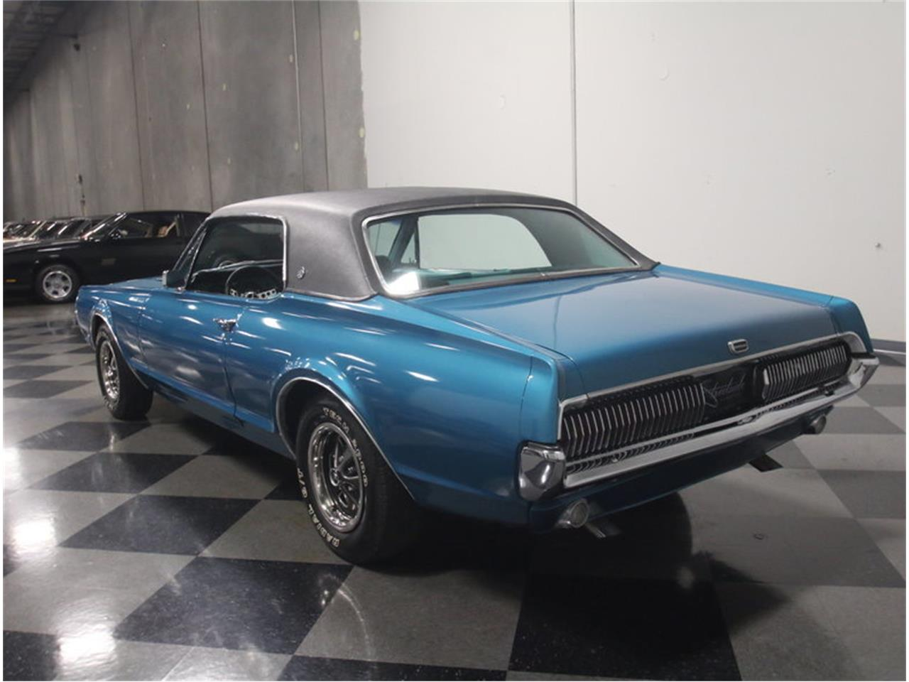 Large Picture of 1967 Mercury Cougar Offered by Streetside Classics - Atlanta - M9SJ