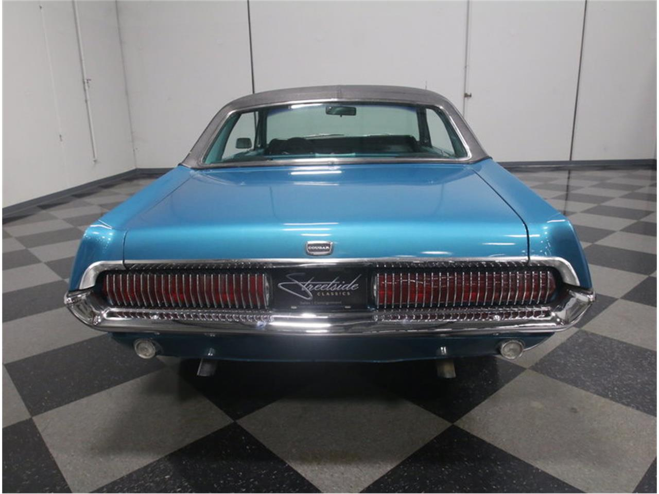Large Picture of Classic '67 Cougar located in Georgia - $15,995.00 Offered by Streetside Classics - Atlanta - M9SJ