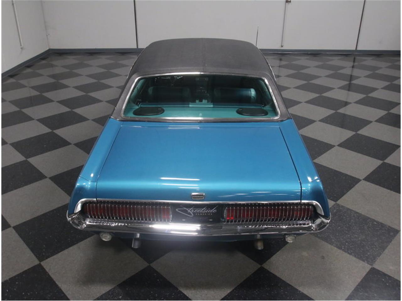 Large Picture of 1967 Mercury Cougar located in Georgia - $15,995.00 Offered by Streetside Classics - Atlanta - M9SJ