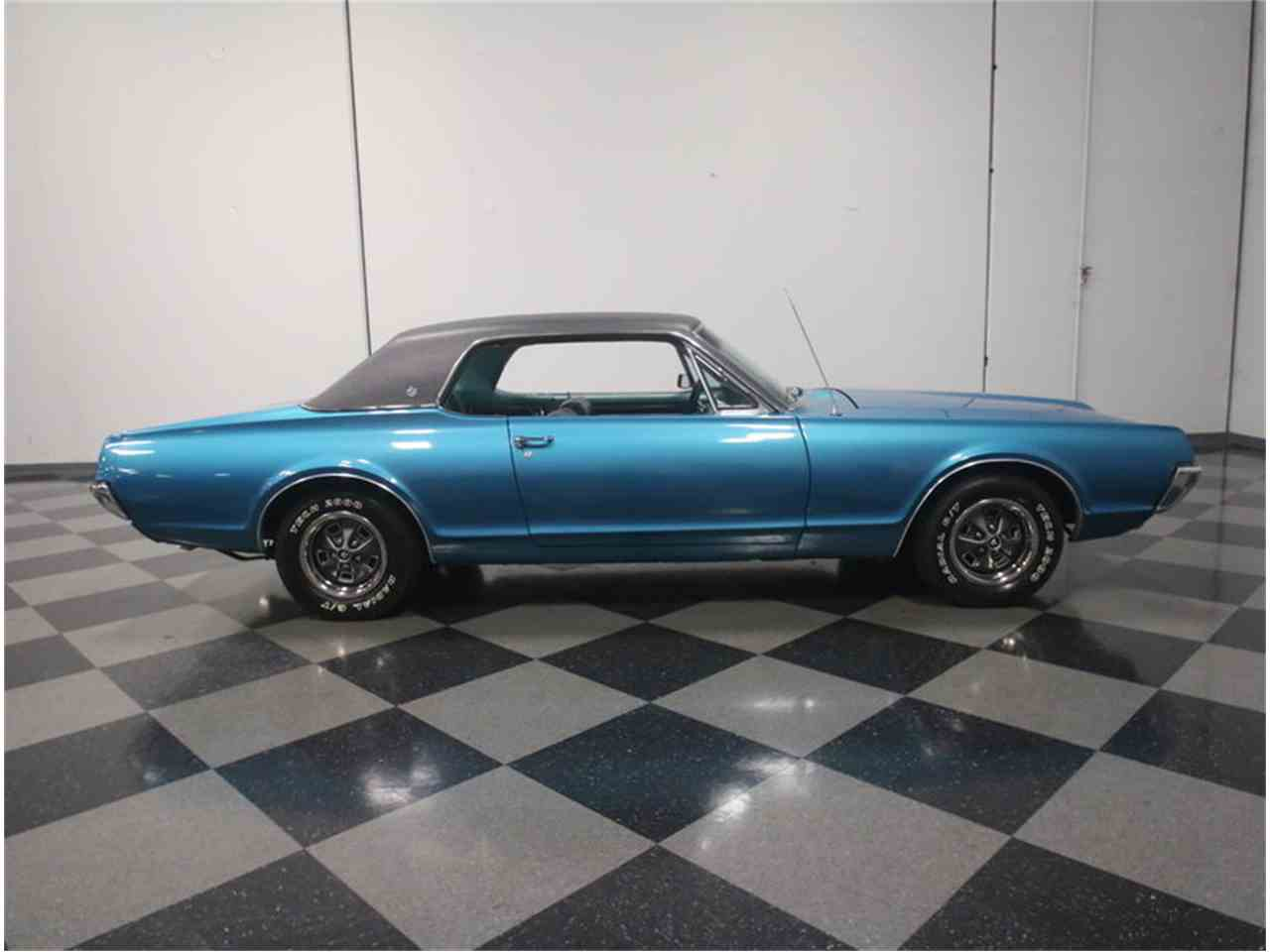 Large Picture of Classic '67 Mercury Cougar located in Lithia Springs Georgia - $15,995.00 Offered by Streetside Classics - Atlanta - M9SJ