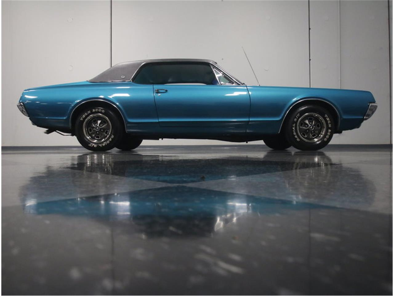 Large Picture of '67 Cougar - M9SJ