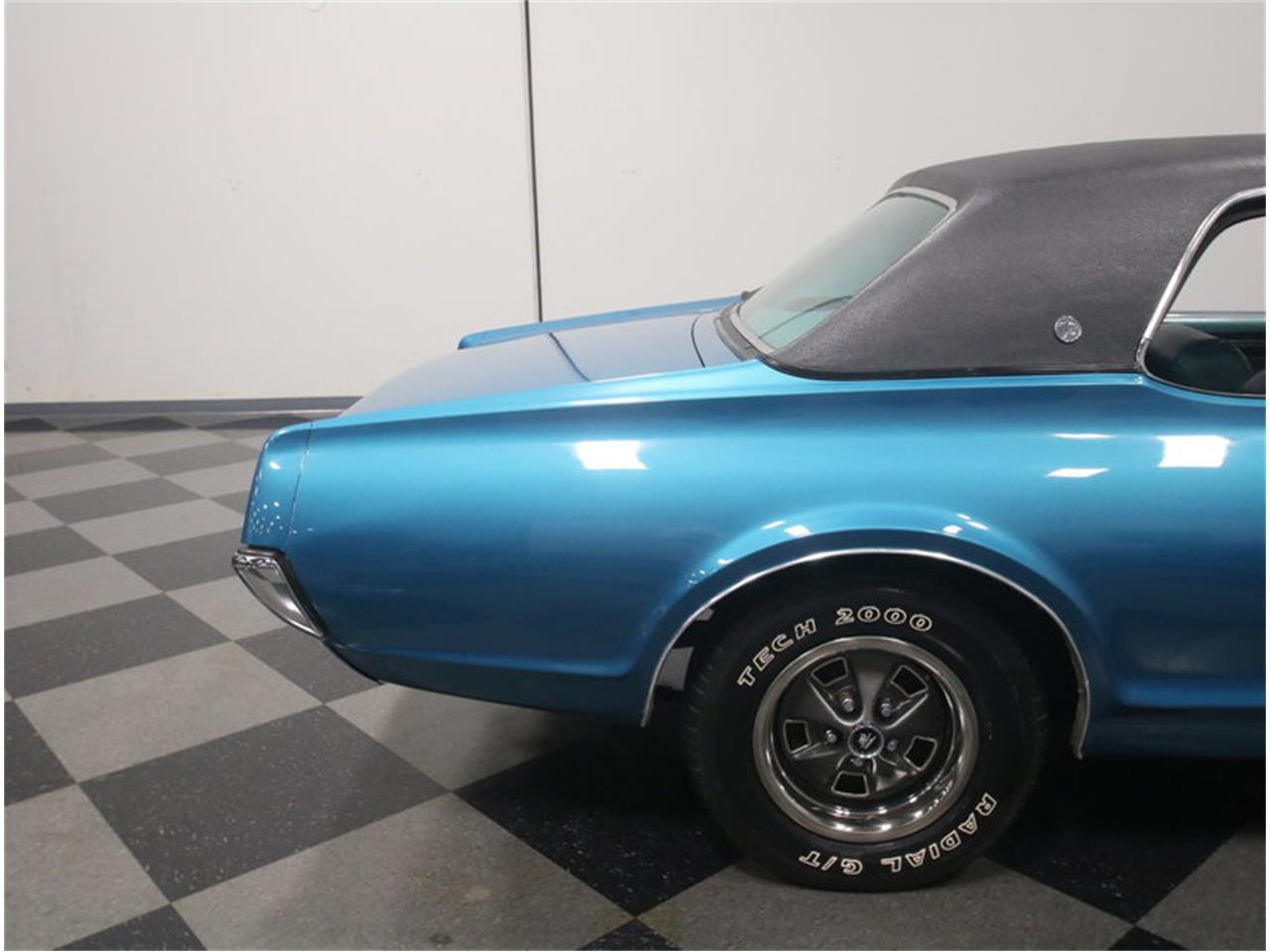 Large Picture of 1967 Cougar located in Georgia Offered by Streetside Classics - Atlanta - M9SJ