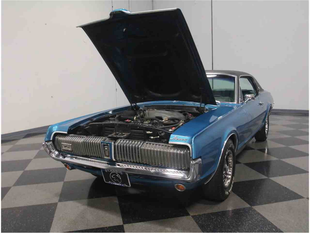 Large Picture of Classic 1967 Mercury Cougar Offered by Streetside Classics - Atlanta - M9SJ