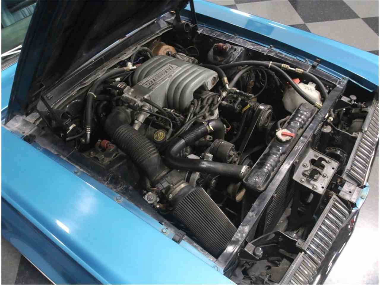 Large Picture of '67 Cougar - $15,995.00 - M9SJ