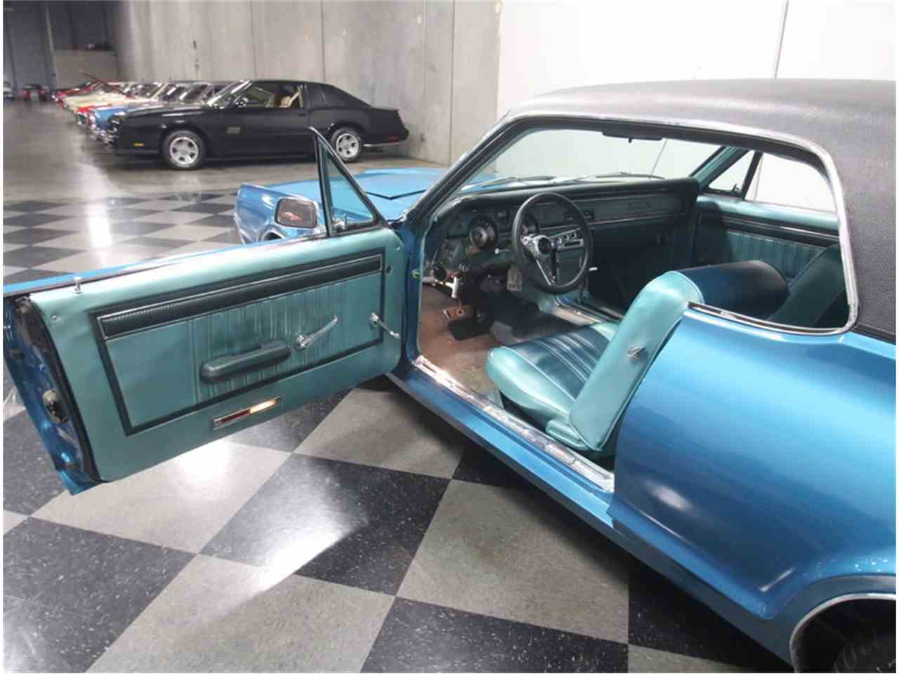 Large Picture of '67 Mercury Cougar located in Lithia Springs Georgia - $15,995.00 Offered by Streetside Classics - Atlanta - M9SJ