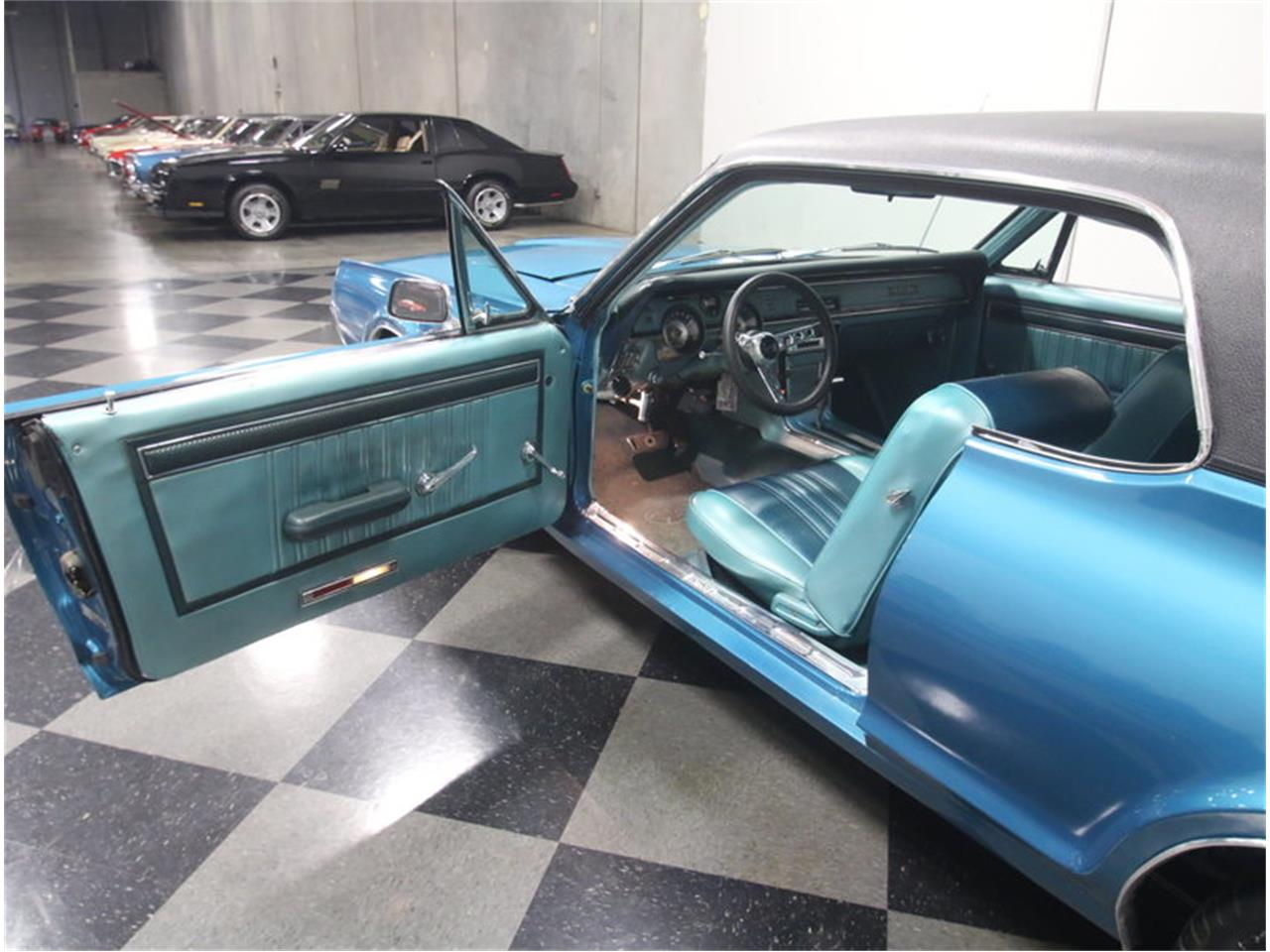 Large Picture of Classic 1967 Mercury Cougar located in Lithia Springs Georgia - $15,995.00 Offered by Streetside Classics - Atlanta - M9SJ