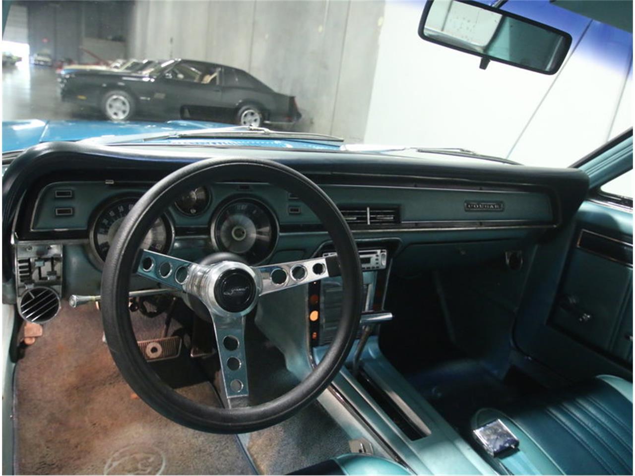 Large Picture of 1967 Mercury Cougar located in Georgia - M9SJ