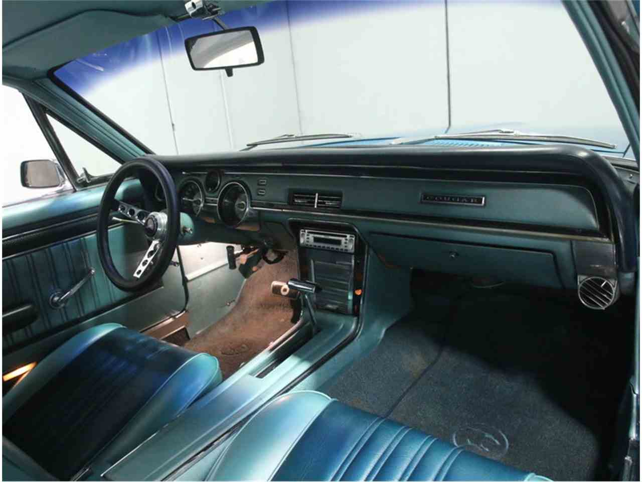 Large Picture of '67 Cougar located in Georgia Offered by Streetside Classics - Atlanta - M9SJ
