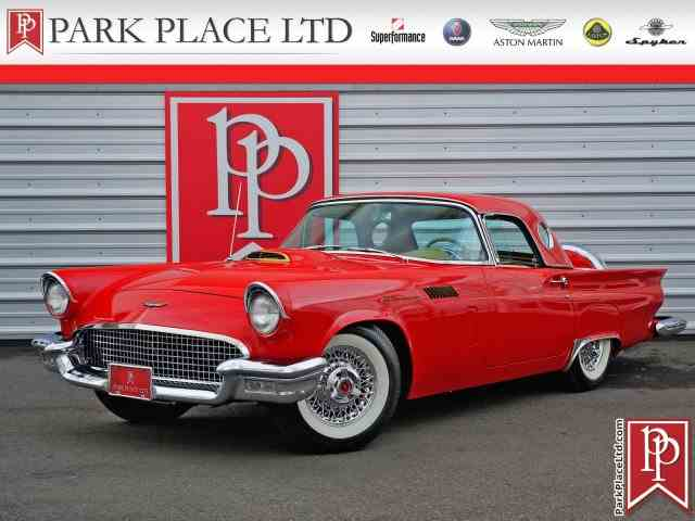 Picture of '57 Thunderbird - M9T4
