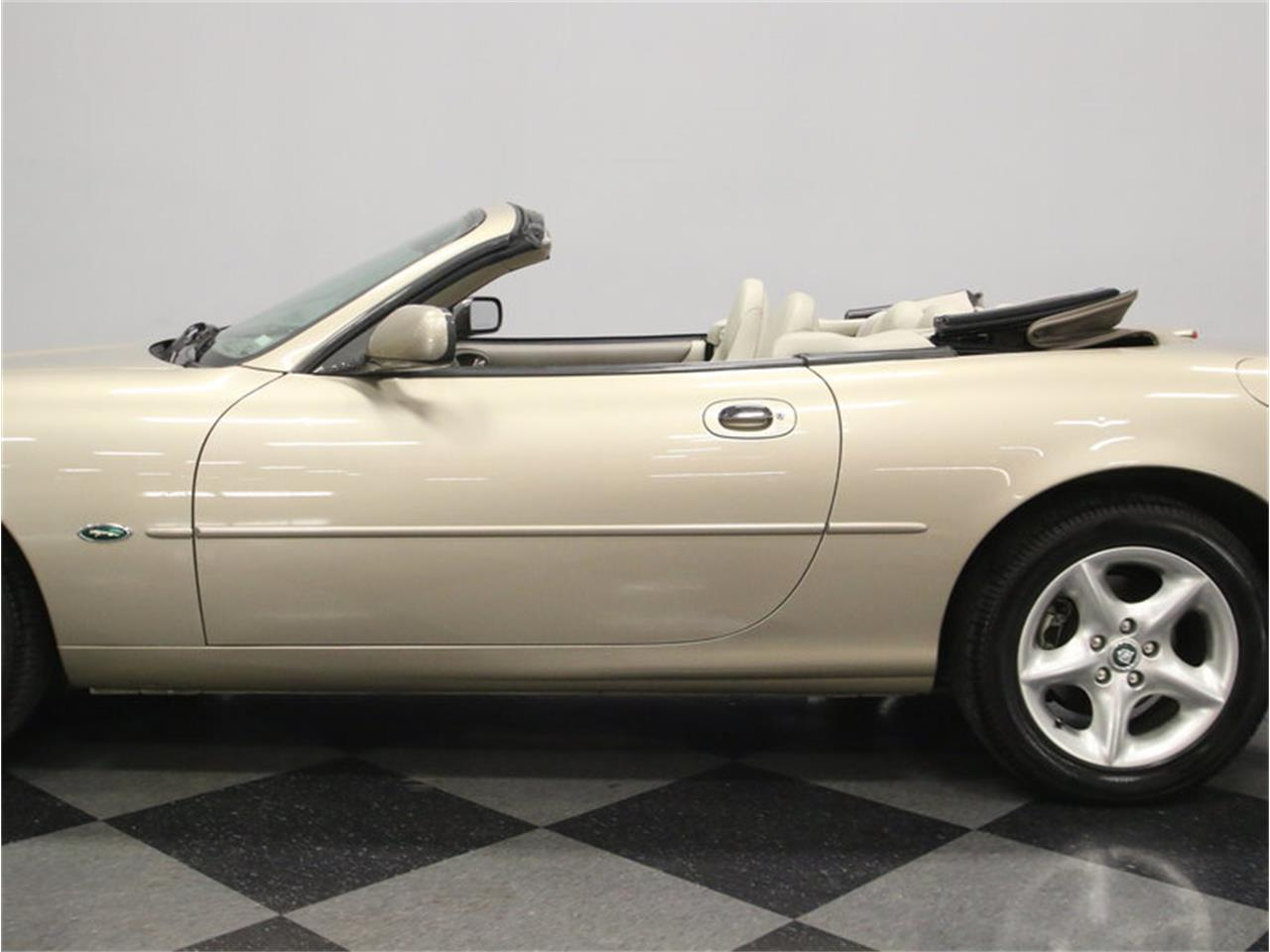 Large Picture of '00 XK8 - M9TD