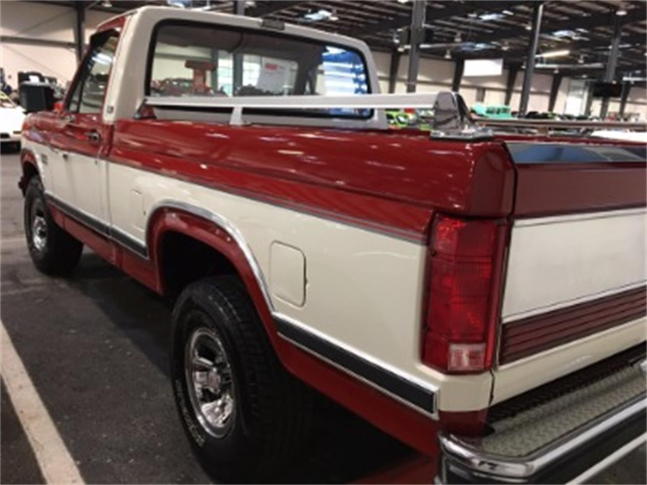 1986 ford f150 v6 specs