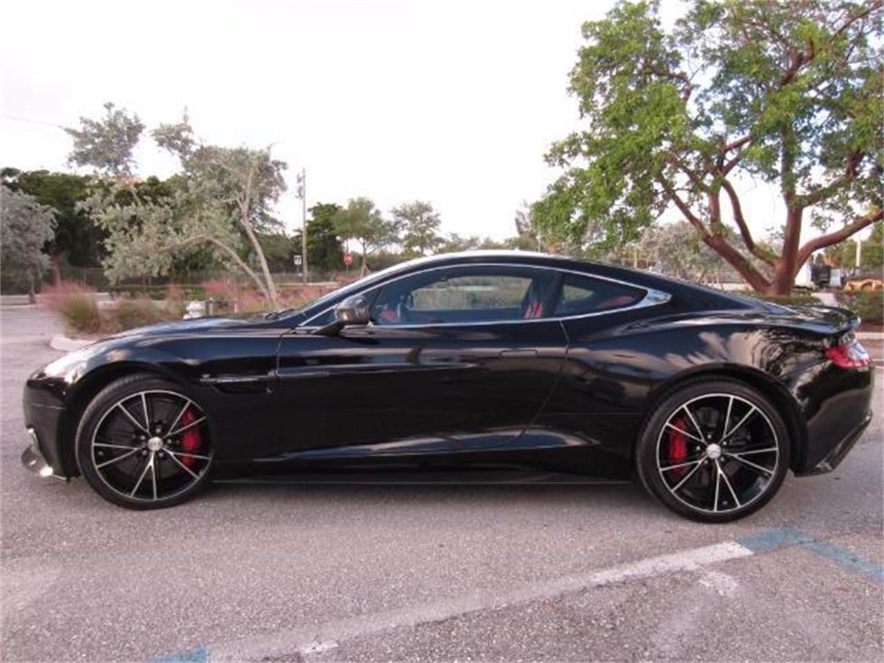 2014 Aston Martin Vanquish for Sale | ClassicCars.com | CC-1039166