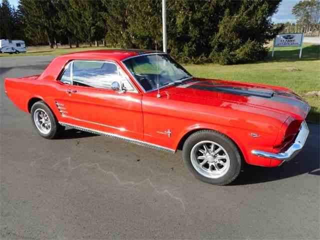 Picture of '66 Mustang - M9TS