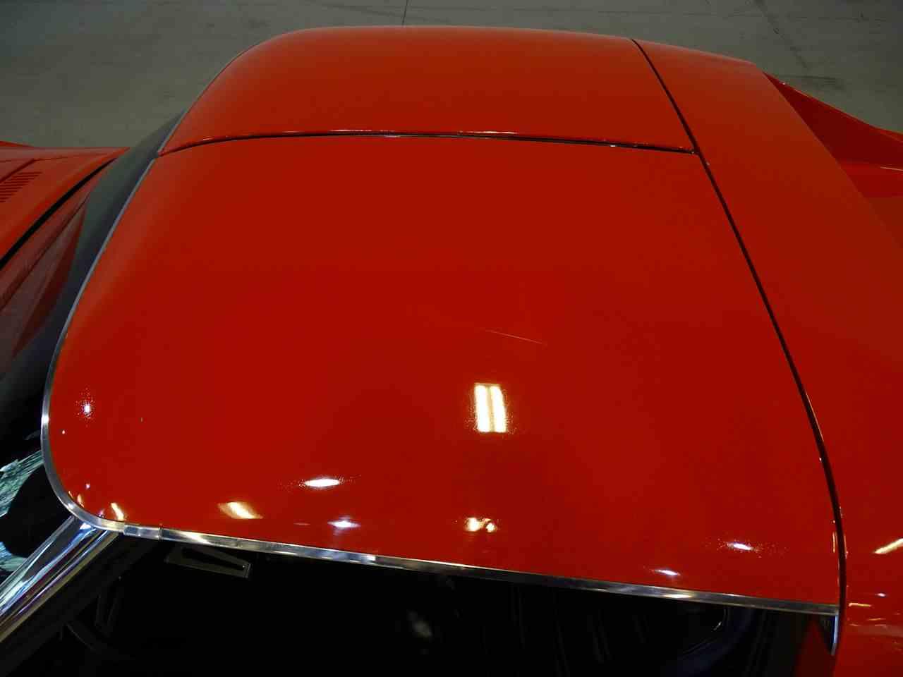 Large Picture of '72 Corvette - M9TT