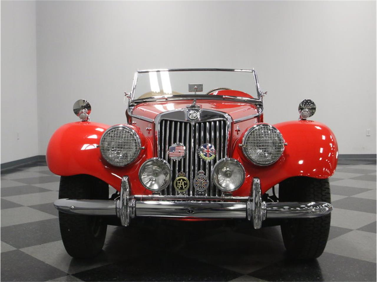 Large Picture of Classic '54 TF Offered by Streetside Classics - Nashville - M9UA