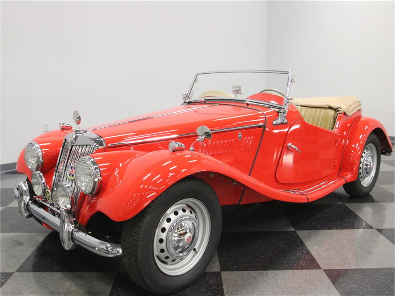 Large Picture of '54 MG TF located in Tennessee - $31,995.00 - M9UA