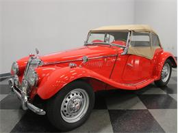 Picture of Classic 1954 TF located in Lavergne Tennessee Offered by Streetside Classics - Nashville - M9UA