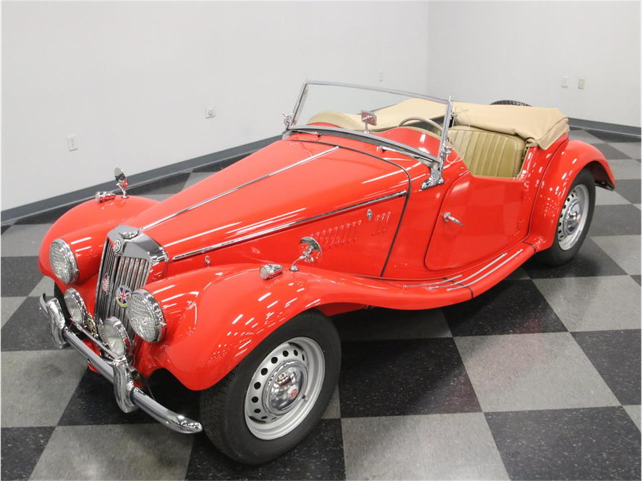 Large Picture of 1954 TF Offered by Streetside Classics - Nashville - M9UA