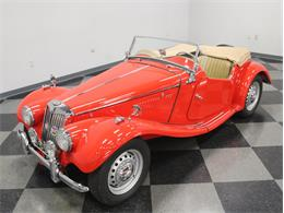 Picture of Classic '54 MG TF - $31,995.00 Offered by Streetside Classics - Nashville - M9UA