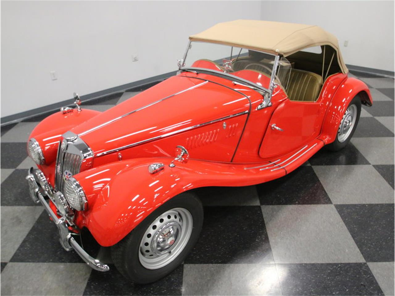 Large Picture of Classic '54 TF located in Lavergne Tennessee Offered by Streetside Classics - Nashville - M9UA