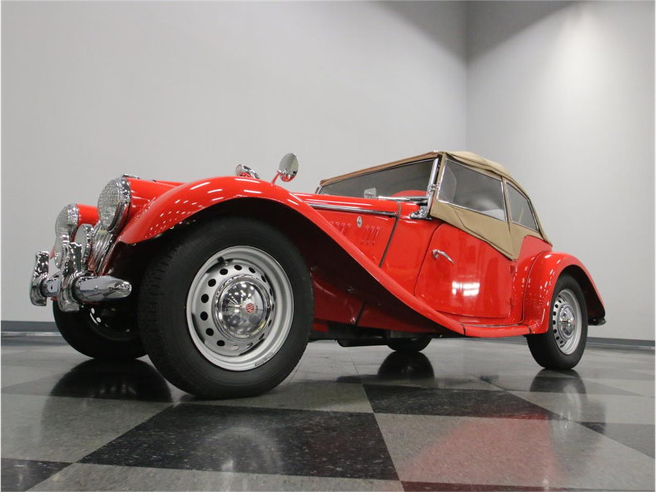Large Picture of Classic '54 MG TF located in Lavergne Tennessee - $31,995.00 - M9UA