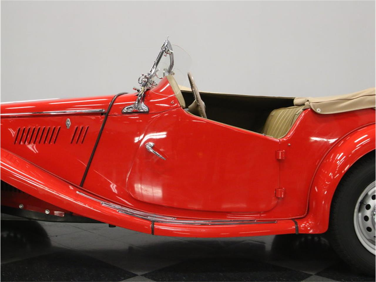 Large Picture of Classic 1954 MG TF located in Lavergne Tennessee Offered by Streetside Classics - Nashville - M9UA