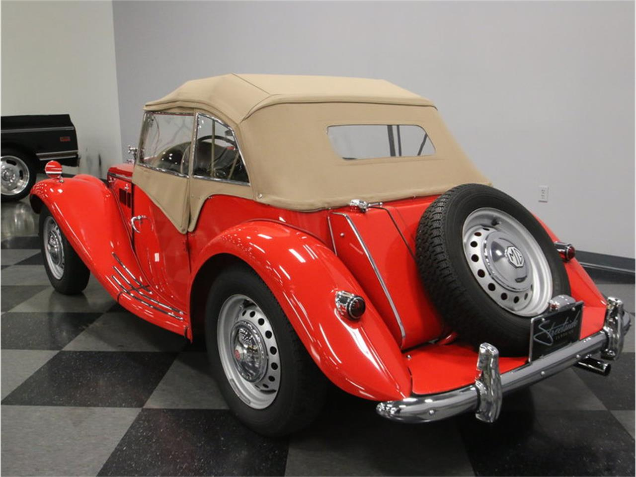 Large Picture of 1954 MG TF located in Tennessee Offered by Streetside Classics - Nashville - M9UA
