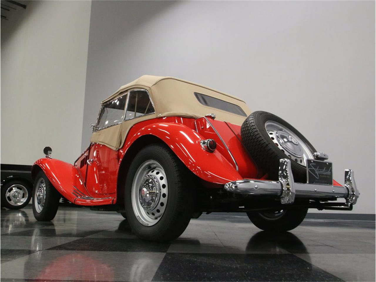Large Picture of Classic '54 MG TF - $31,995.00 Offered by Streetside Classics - Nashville - M9UA