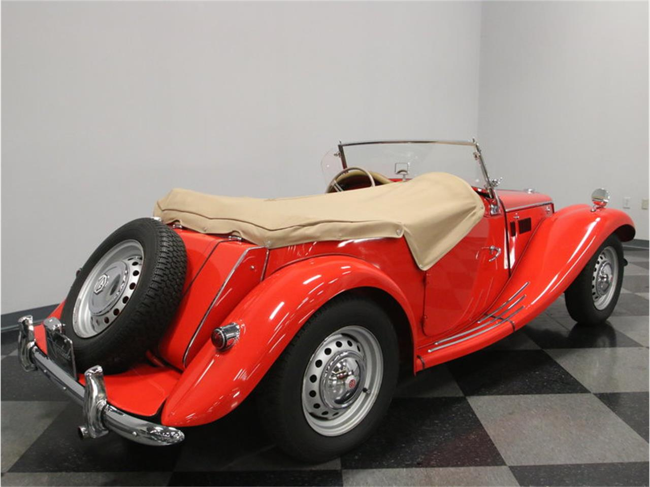 Large Picture of Classic '54 MG TF - $31,995.00 - M9UA