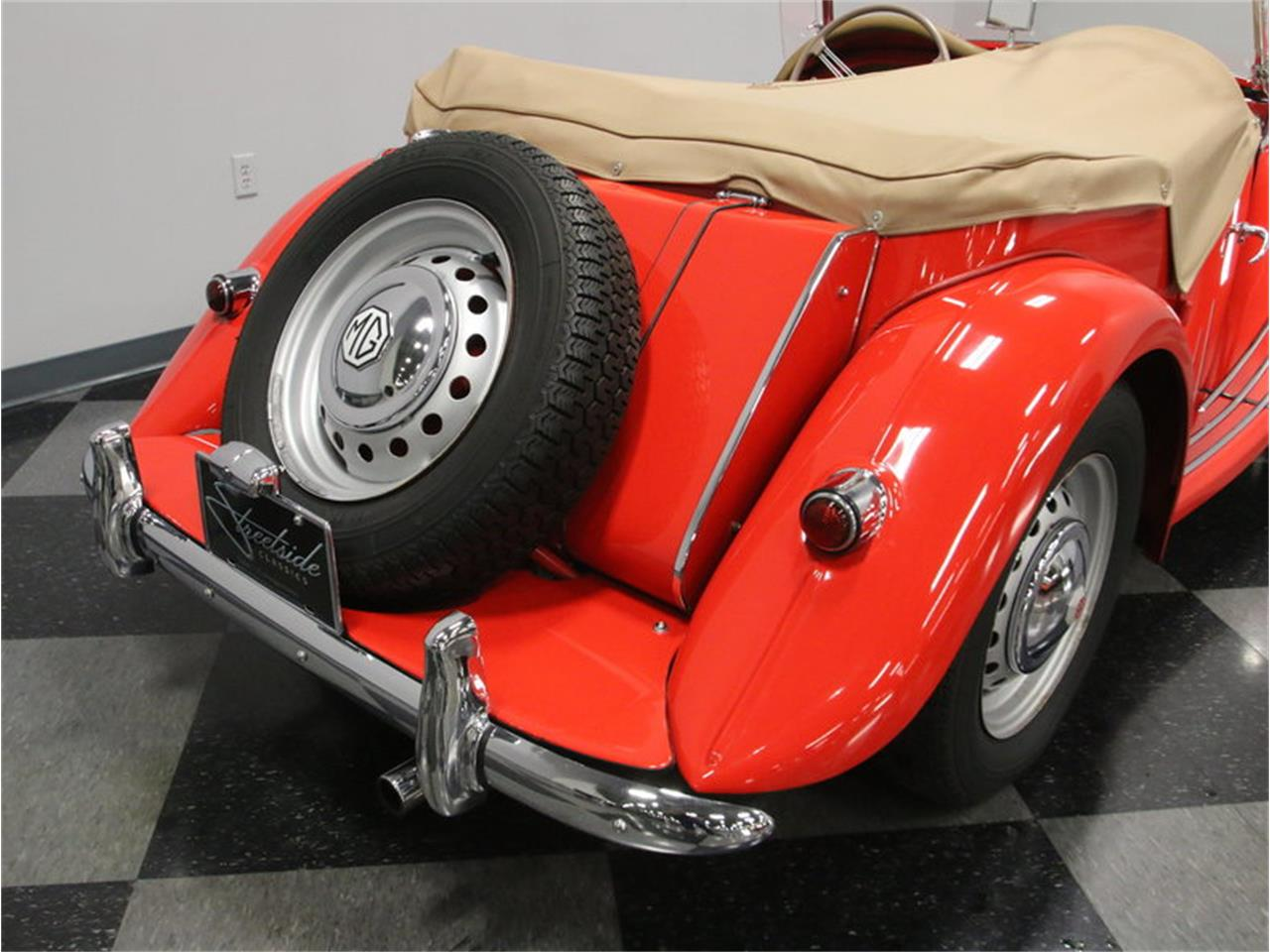 Large Picture of 1954 TF located in Tennessee Offered by Streetside Classics - Nashville - M9UA