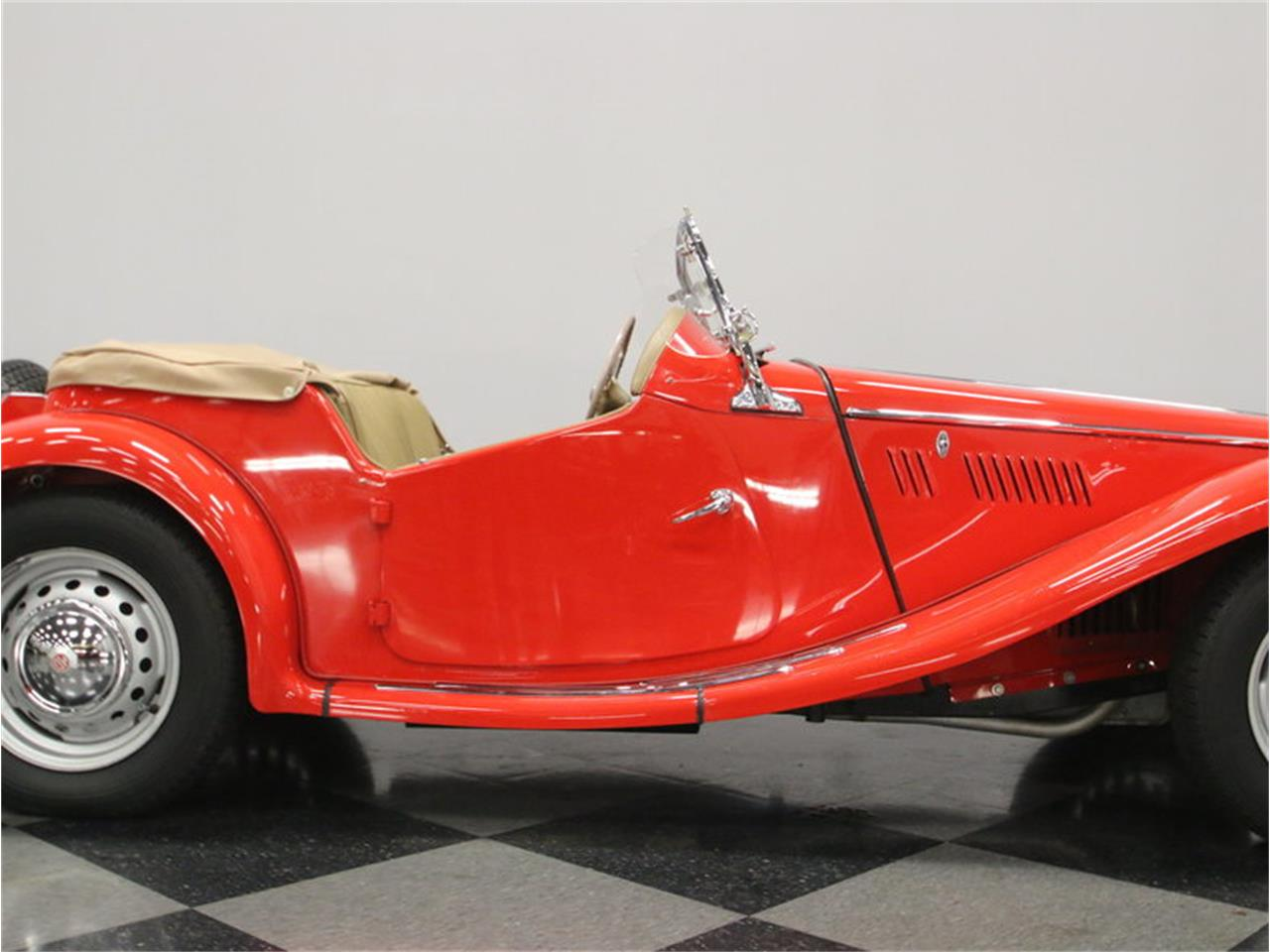 Large Picture of '54 MG TF located in Lavergne Tennessee - $31,995.00 Offered by Streetside Classics - Nashville - M9UA