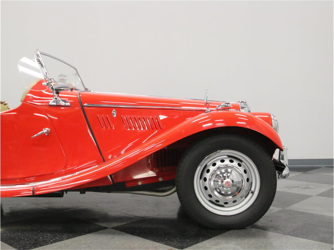 Large Picture of Classic '54 MG TF located in Lavergne Tennessee - $31,995.00 Offered by Streetside Classics - Nashville - M9UA