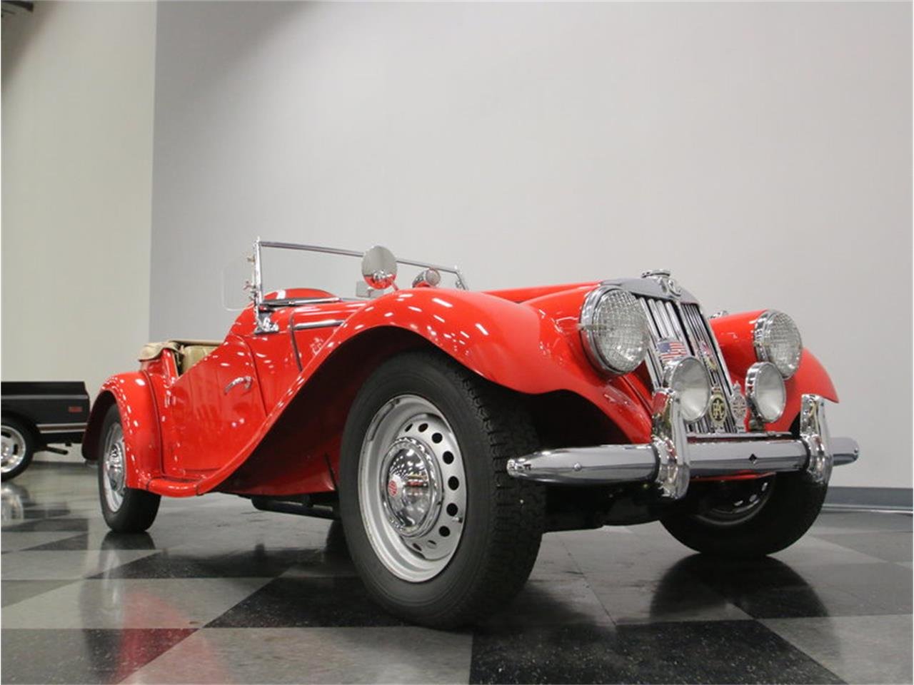 Large Picture of '54 TF Offered by Streetside Classics - Nashville - M9UA
