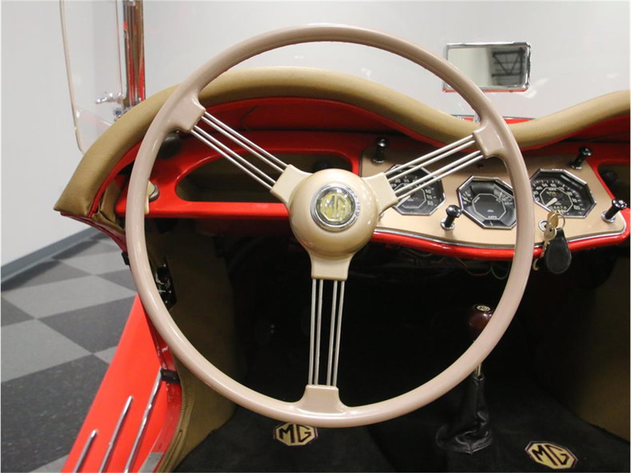 Large Picture of 1954 MG TF located in Lavergne Tennessee Offered by Streetside Classics - Nashville - M9UA