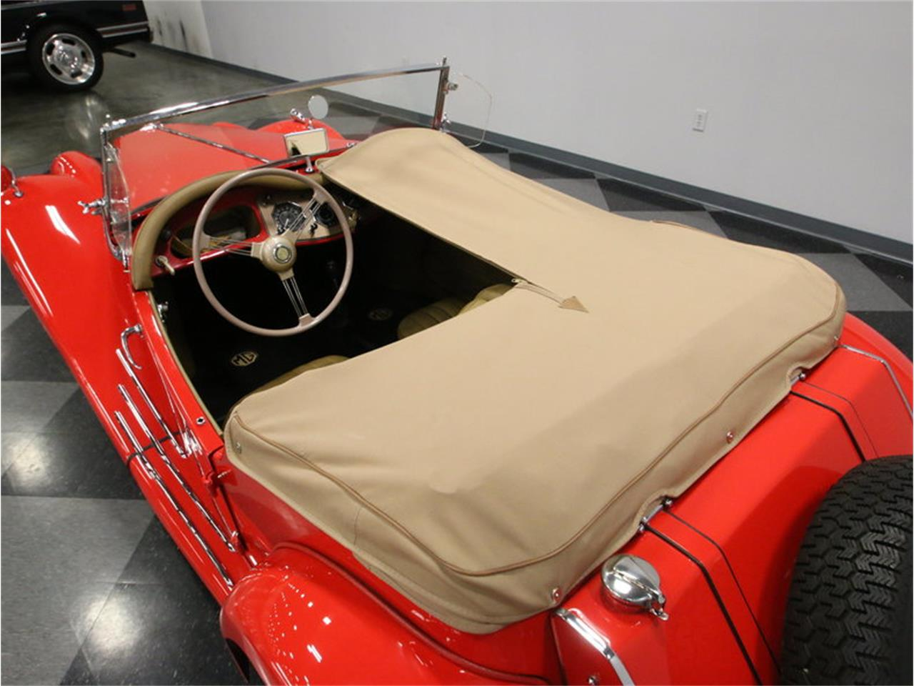 Large Picture of '54 MG TF located in Tennessee Offered by Streetside Classics - Nashville - M9UA