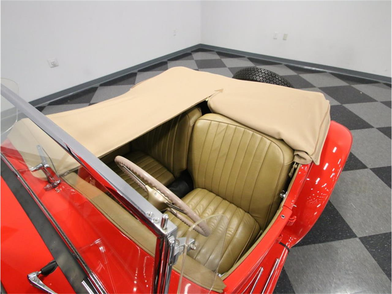 Large Picture of Classic 1954 MG TF - $31,995.00 Offered by Streetside Classics - Nashville - M9UA
