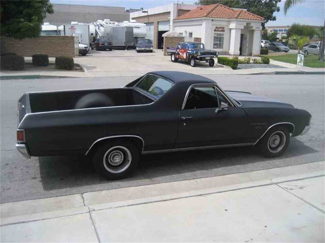 Large Picture of '72 El Camino - M9V3