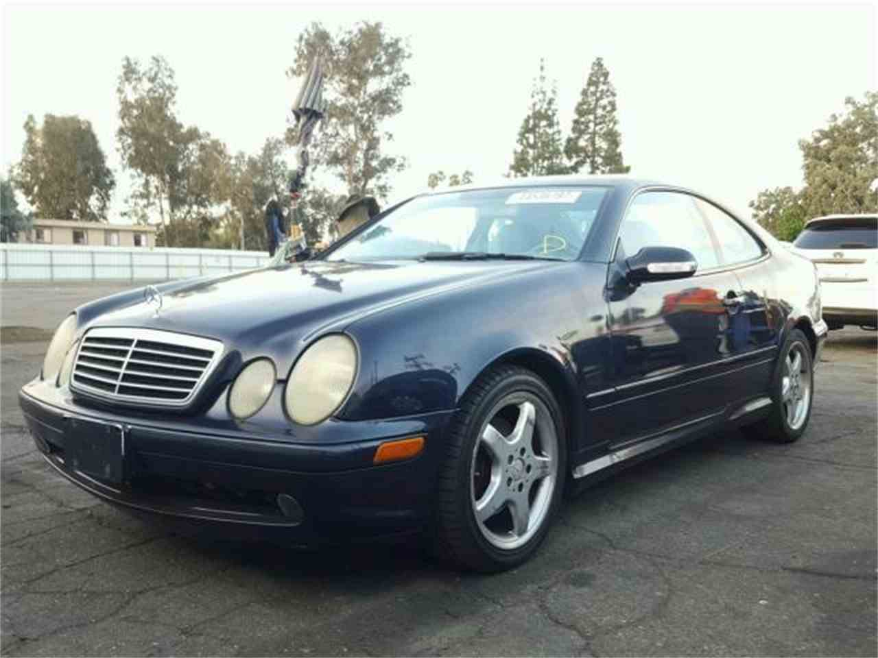 Large Picture of '02 CLK-Class - M9VD