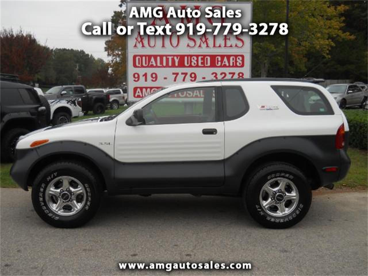 Large Picture of 1999 Isuzu Vehicross located in Raleigh North Carolina Offered by AMG Auto Sales - M9VS