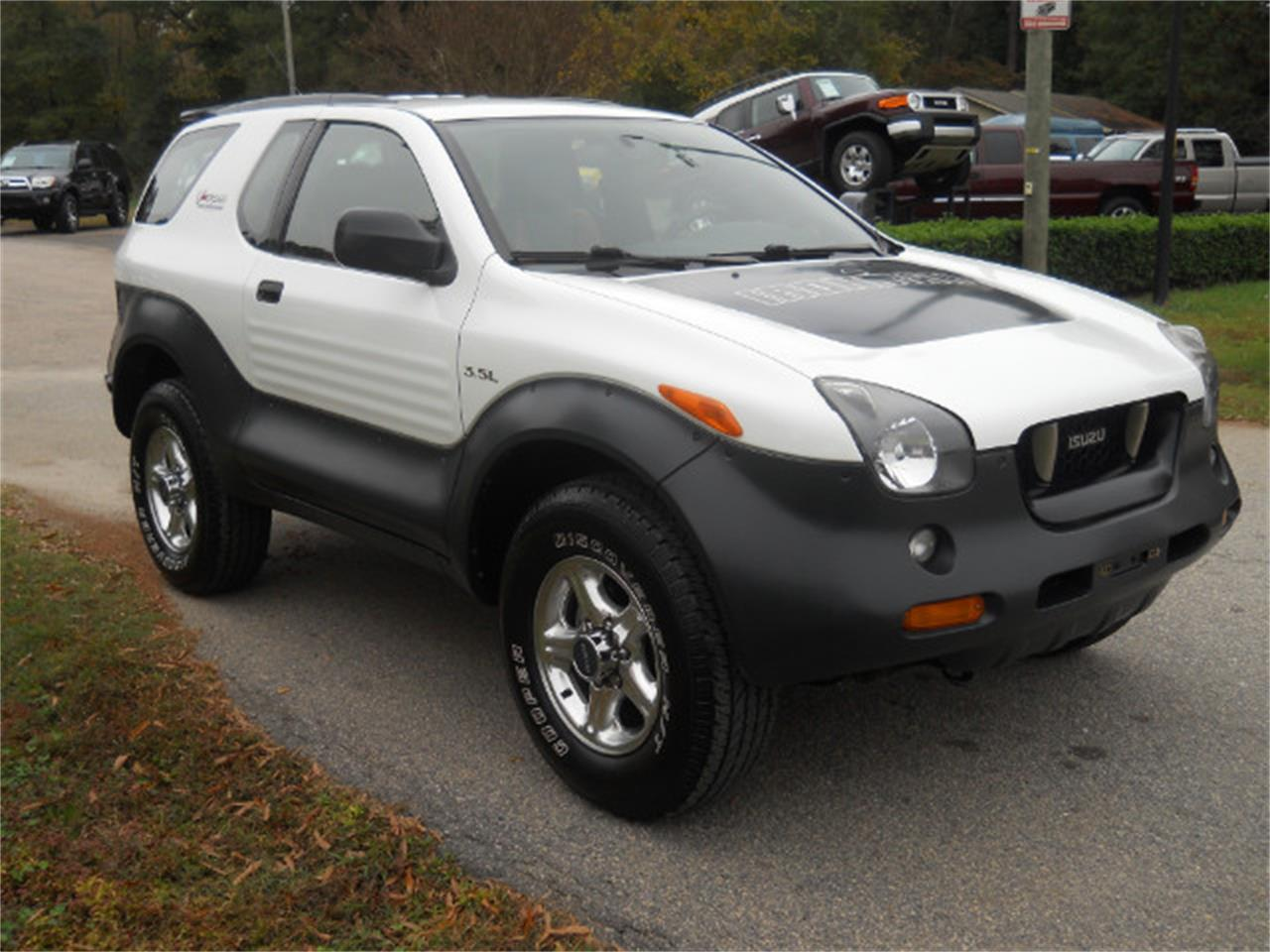Large Picture of 1999 Isuzu Vehicross Offered by AMG Auto Sales - M9VS